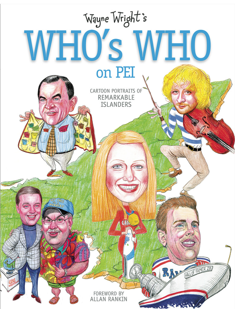 Who's Who for UPEI